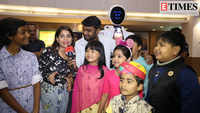 Superstar Singer contestants have a ball of a time