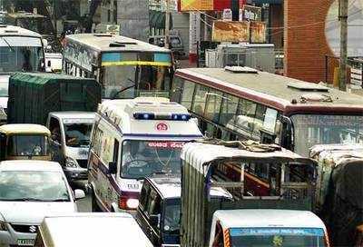 Ambulances will trigger green signal