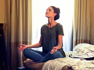 PLAN AHEAD: Just meditate