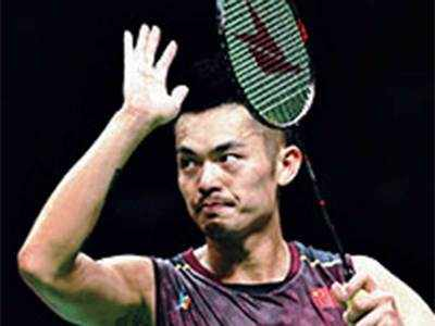 China's Lin Dan hangs up his racquet