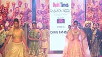 Charu Parashar presents 'The Quintessential Brides' collection at DTFW
