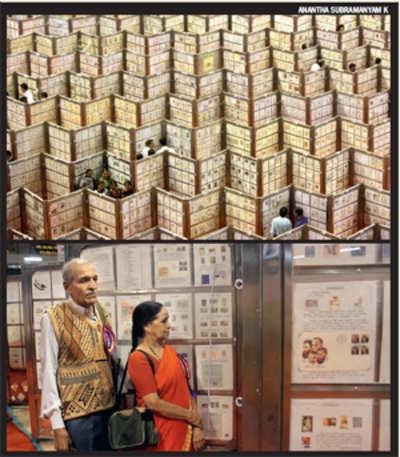 Insurer's stamp eludes philatelists