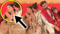 Sushmita Sen's sleeping pose during brother Rajeev Sen's wedding goes viral
