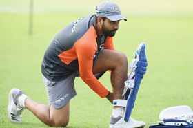 Rohit Sharma wants to start with a clean slate in Australia