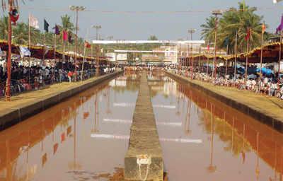 Kambala is not a buffalo race, but tradition of Tulunadu