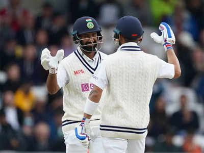 India vs England 3rd Test Day 3, Highlights: India 215/2 at stumps, trail by 139 runs