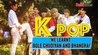 K-pop band IN2IT: We learnt Bole Chudiyan and Bhangra