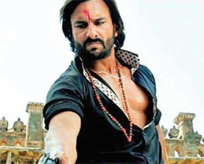 After Kangana and Aamir, Saif dabbles in Haryanvi