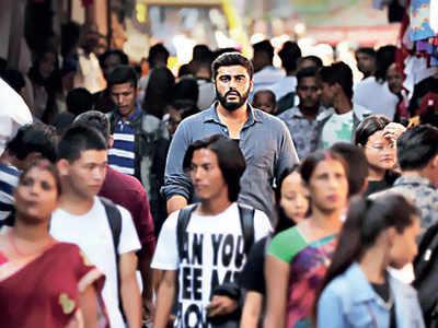 Prep Talk: When Arjun Kapoor turned interrogator