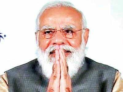 PM Narendra Modi enters 20th year without a break