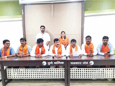 Maratha reservation: Sambhaji Brigade calls for another agitation