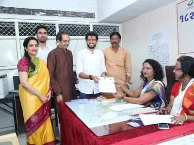 Aaditya Thackeray declares assets worth Rs 16 crore; has Rs 10 crore 36 lakhs in banks, land in Raigad