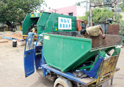 BBMP finds out how officials, contractors cheated it in the great garbage disposal scam