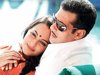 Salman Khan and Sonakshi Sinha gear up for for Dabangg 3's Mumbai schedule