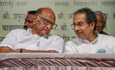 'NCP chief in talks with Centre for more trains'