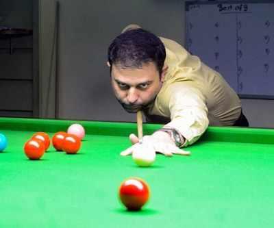 Mehta beats Advani to win National Snooker