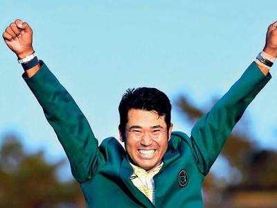 Japan hails 'bright news' of Matsuyama's Masters win