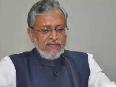 Maharashtra resonates in Bihar through BJP leader Sushil Modi