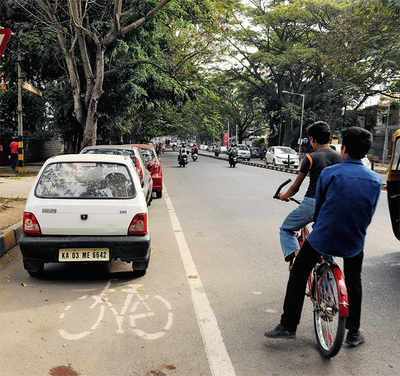 Cycle lanes are back: This time in HSR Layout, will cost Rs 19 cr