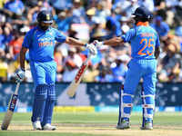 India vs NZ: Team India levels series with 7 wicket win over New Zealand