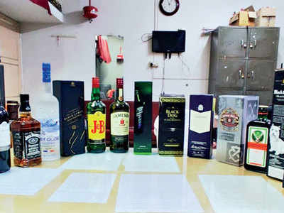 Science City Road bootlegger nabbed from Gota apartment