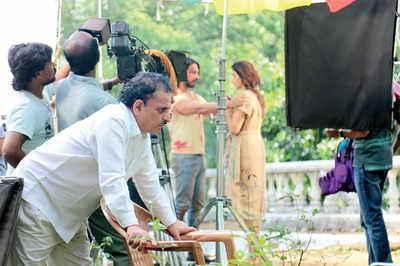 Why maverick Sunil Kumar Desai calls Udgharsha his debut