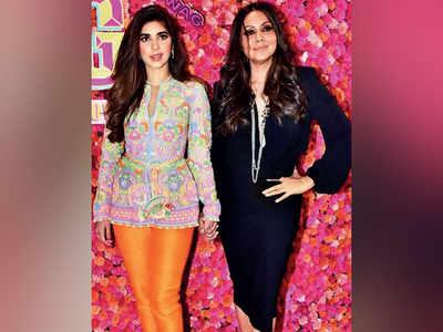 Gauri Khan attends Iman Allana's label's first anniversary bash