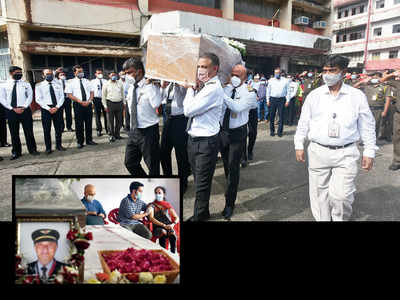 Air India Express crash: Captain Deepak Sathe's body brought to Mumbai, family to hold last rites tomorrow