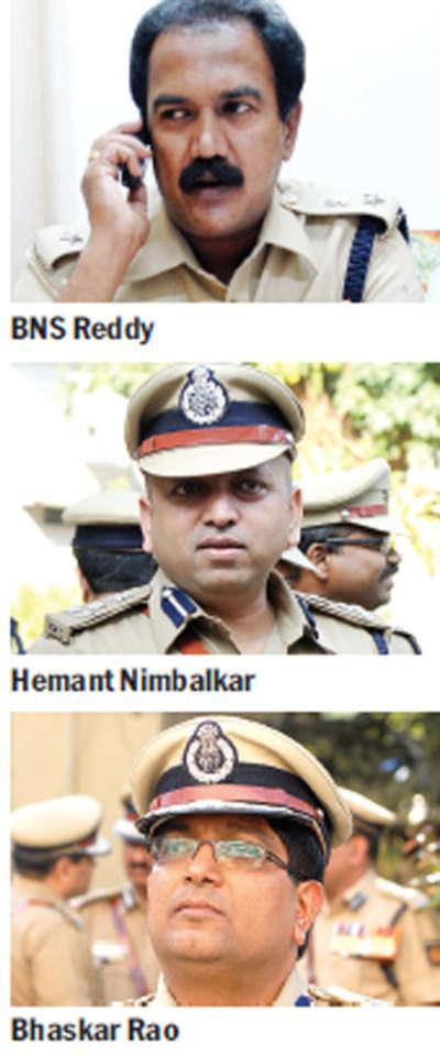 Prez medals for BNS Reddy, Bhaskar Rao, Nimbalkar