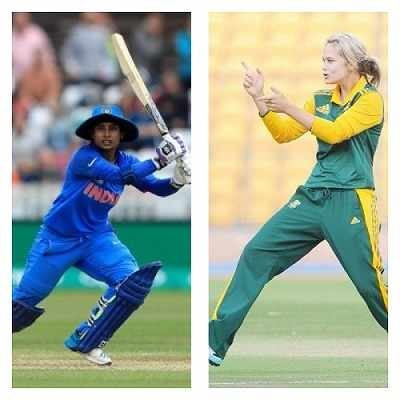 India Vs South Africa Womens Cricket Live Score India Vs