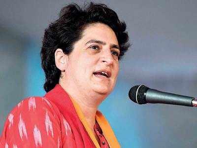 CBSE irresponsible to force students to take exams, feels Priyanka Gandhi