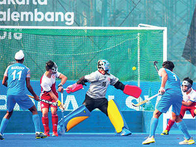Asian Games 2018: With record 26-0 win over Hong Kong, India scores 43 goals in two games