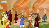 Popular Children English Nursery Story 'Little Witness | Akbar Birbal' - Kids Nursery Stories In English