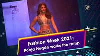 Fashion Week 2021: Pooja Hegde walks the ramp