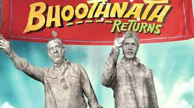 Film review: Bhoothnath Returns