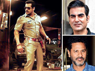 Salman Khan to bring back Chulbul Pandey in April
