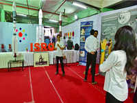 Pune hosts 3-day space exhibition organised by ISRO