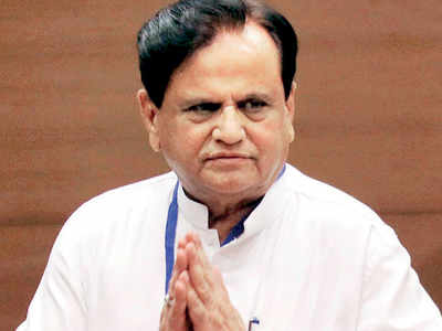 Ahmed Patel to approach SC