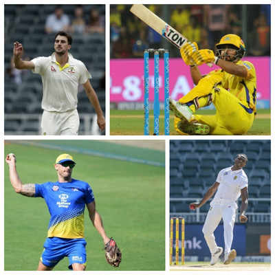 IPL 2018: From Kedar Jadhav to Pat Cummins and Mitchell Starc, these injured players are out of the IPL action