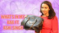 What's in my Bag ft. Ashi Singh |Yeh Unn Dinon Ki Baat Hai| |Exclusive|