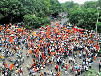 Maratha Morcha vows to contest elections if BJP ignores demands