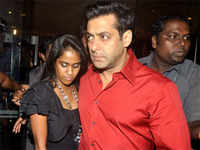 Arpita in town to meet Bhai Salman Khan