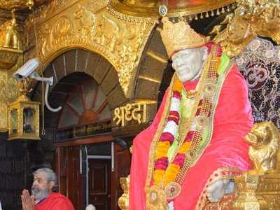 Shirdi: 'Dress code' boards outside Sai baba temple defaced