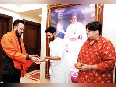 Salman Khan's bodyguard Shera joins Shiv Sena