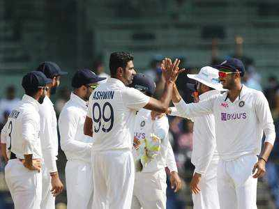 India vs England Highlights, 2nd Test Day 4: India beat England by 317 runs to level series 1-1