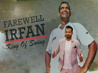 Irfan Pathan says goodbye to cricket to embark on 'new journey'