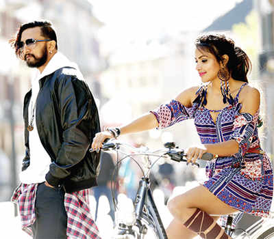 Hebbuli movie review: Generic dose of action and revenge drama