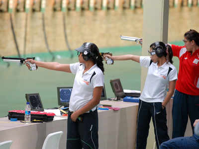Aishwarya shoots junior world record