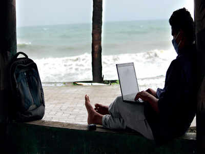 This works best: Bengalureans  are moving  out of the city to  work remotely in the lap of nature