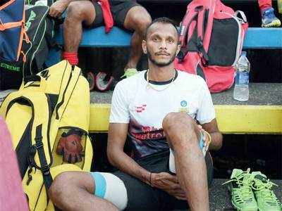 SV Sunil still hopeful of recovering from knee injury in time for WC